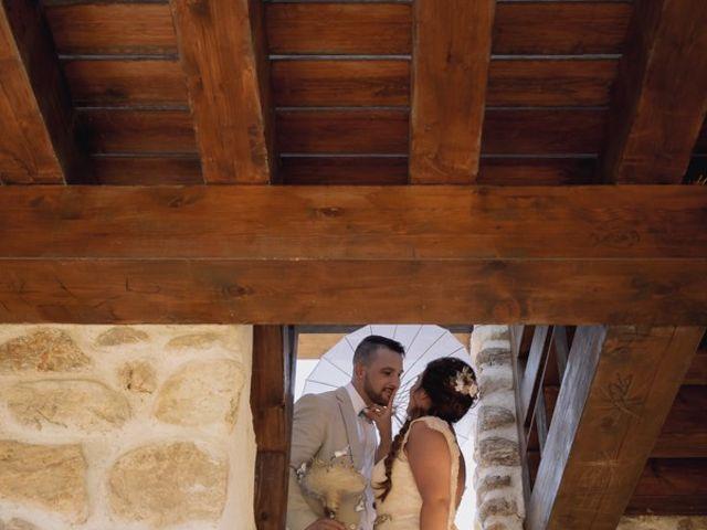 La boda de Germán  y Marta en Pinilla Del Valle, Madrid 5