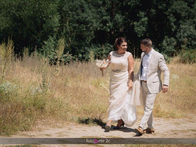 La boda de Germán  y Marta en Pinilla Del Valle, Madrid 2