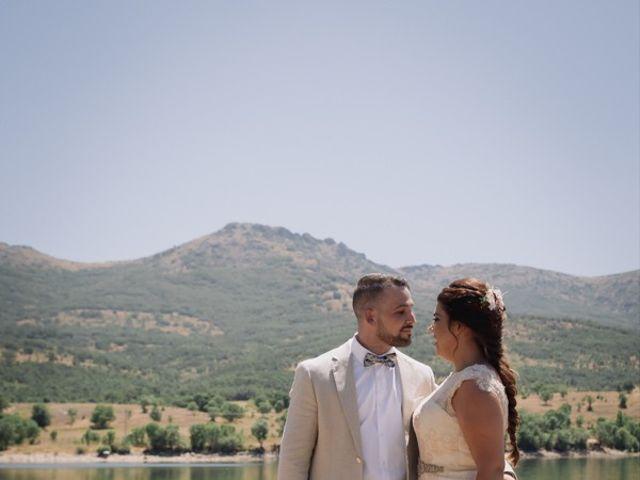 La boda de Germán  y Marta en Pinilla Del Valle, Madrid 7