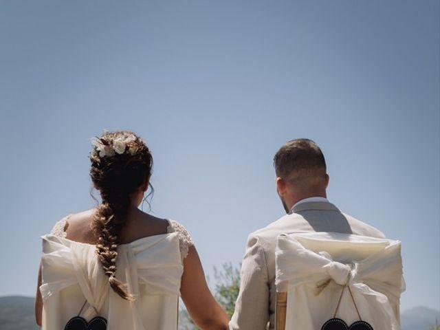La boda de Germán  y Marta en Pinilla Del Valle, Madrid 10