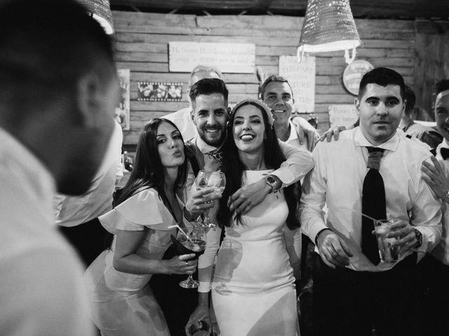 La boda de Dani y Zai en Badajoz, Badajoz 46