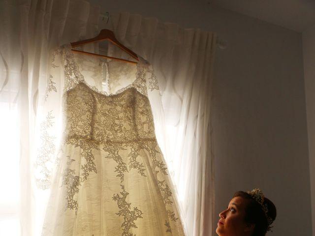 La boda de Clara y Antonio en Alcala Del Rio, Sevilla 3