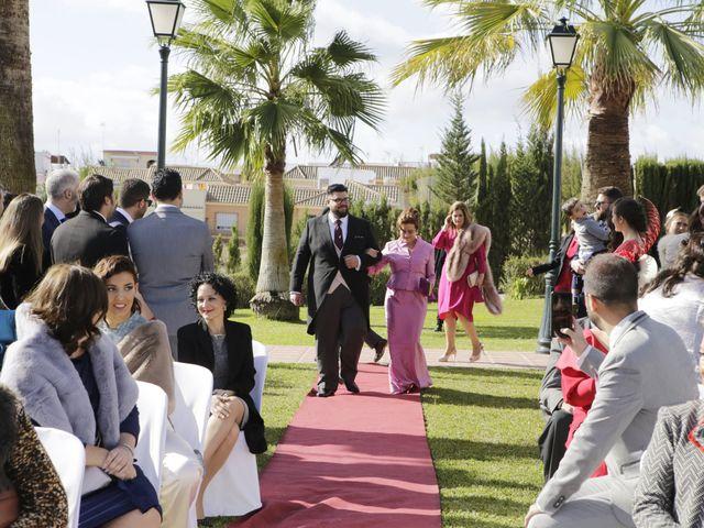 La boda de Clara y Antonio en Alcala Del Rio, Sevilla 9