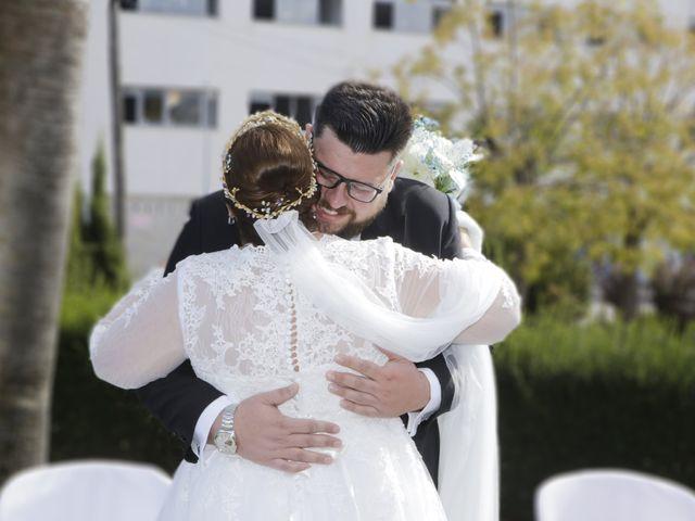 La boda de Clara y Antonio en Alcala Del Rio, Sevilla 10