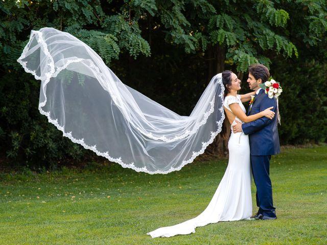 La boda de Víctor y Victoria