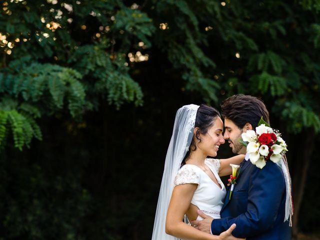 La boda de Victoria y Víctor en Vilanova Del Valles, Barcelona 22