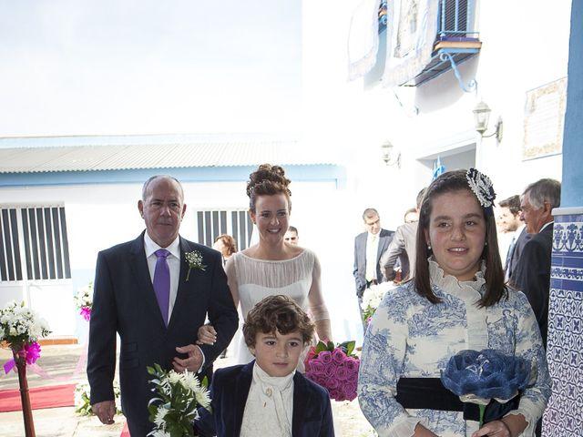 La boda de Rafael y Magdalena en Torre De La Reina, Sevilla 6