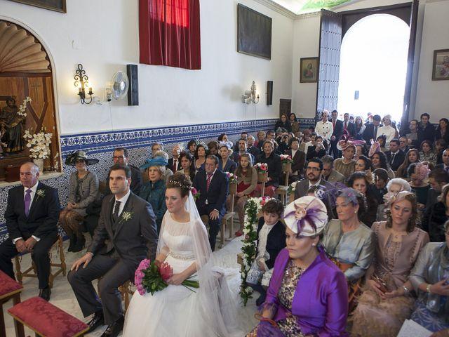La boda de Rafael y Magdalena en Torre De La Reina, Sevilla 8