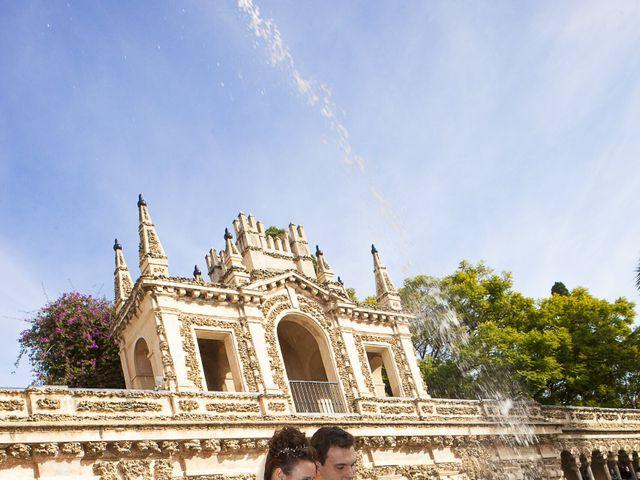 La boda de Rafael y Magdalena en Torre De La Reina, Sevilla 12