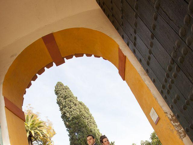 La boda de Rafael y Magdalena en Torre De La Reina, Sevilla 14