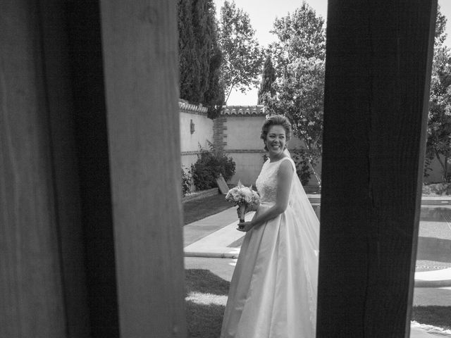 La boda de David y Noemí en Ciudad Real, Ciudad Real 14