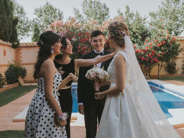La boda de David y Noemí en Ciudad Real, Ciudad Real 15