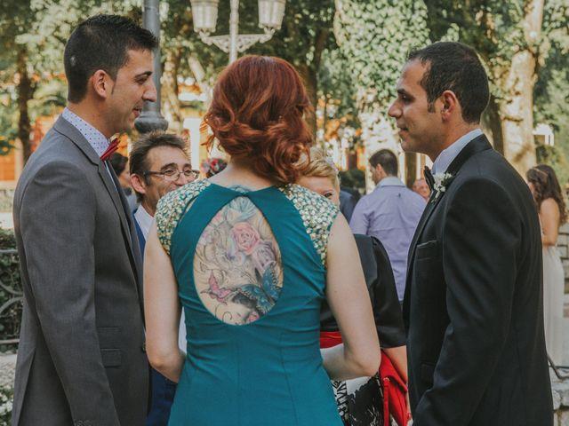 La boda de David y Noemí en Ciudad Real, Ciudad Real 19