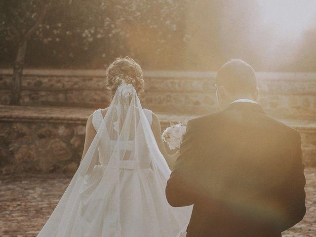 La boda de Noemí y David
