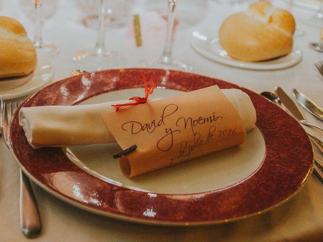 La boda de David y Noemí en Ciudad Real, Ciudad Real 53
