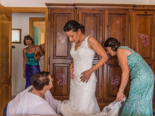 La boda de Carlos y Maria en Teruel, Teruel 7