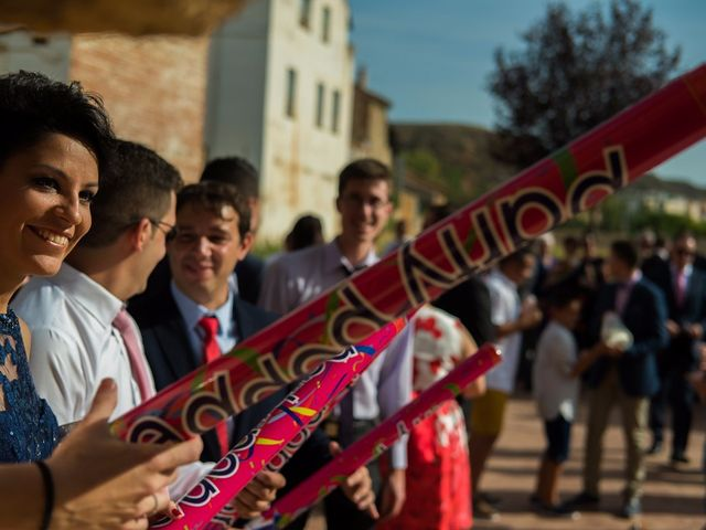 La boda de Carlos y Maria en Teruel, Teruel 17