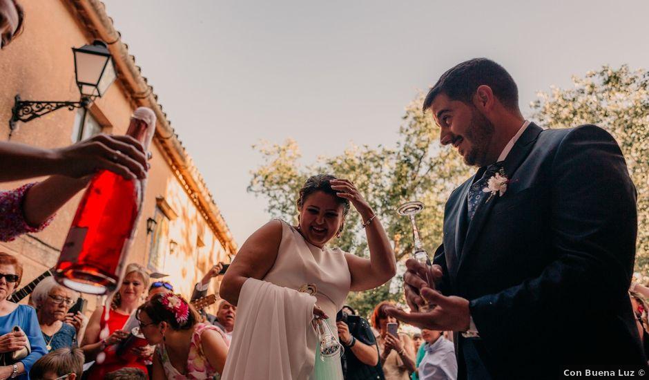 La boda de Emilio y Rocío en Puebla Del Principe, Ciudad Real