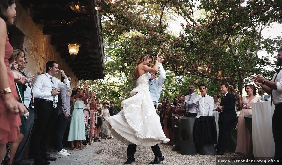 La boda de Asier y Iraide en Gordexola, Vizcaya