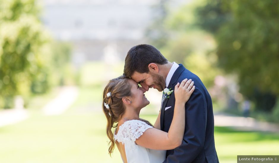 La boda de Ruben y Sara en Madrid, Madrid