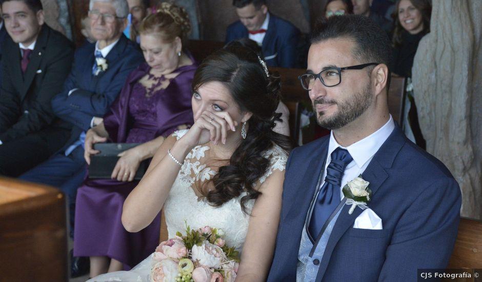 La boda de Xavi y Carol en Sentmenat, Barcelona