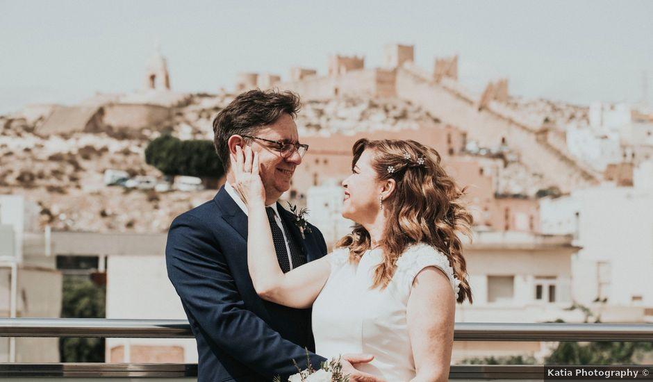 La boda de Atanasio y Inma en Almería, Almería