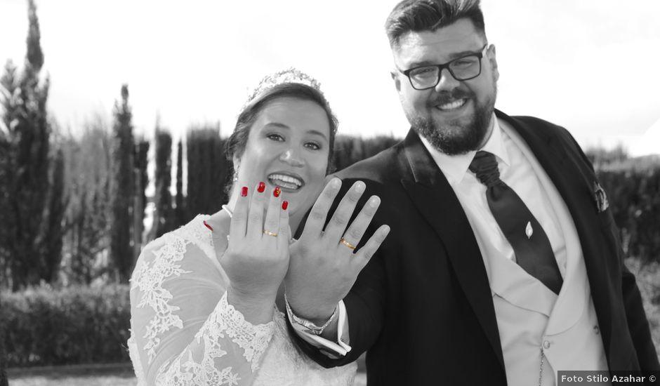 La boda de Clara y Antonio en Alcala Del Rio, Sevilla