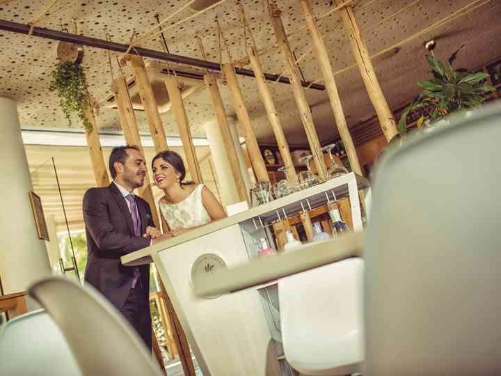 La boda de Sofía y Cristian