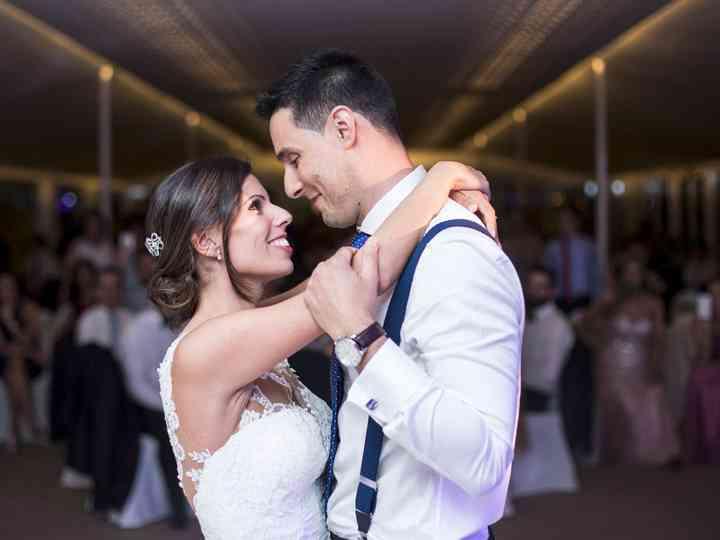 La boda de Eugenia y Alberto