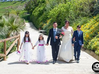 La boda de Jose y Sara