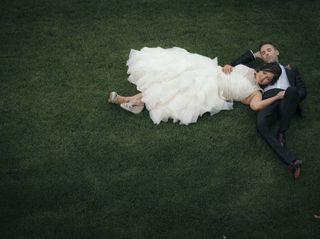 La boda de Soraya y Constan