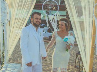 La boda de Alba y Salva
