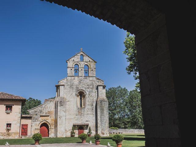 La boda de Kiko y Marta en Olmos De Ojeda, Palencia 1