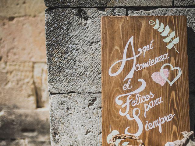 La boda de Kiko y Marta en Olmos De Ojeda, Palencia 6