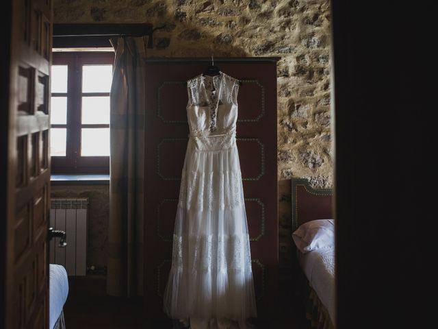 La boda de Kiko y Marta en Olmos De Ojeda, Palencia 16