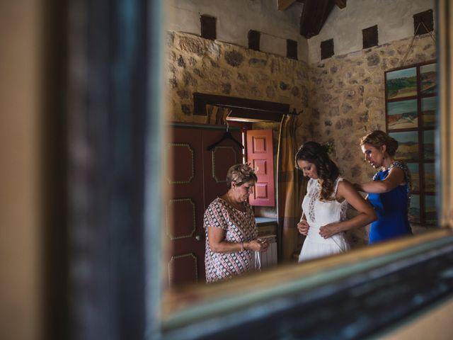 La boda de Kiko y Marta en Olmos De Ojeda, Palencia 21