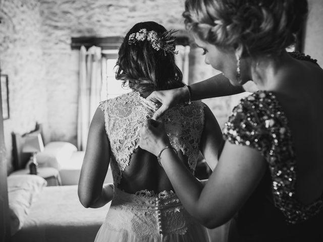 La boda de Kiko y Marta en Olmos De Ojeda, Palencia 22