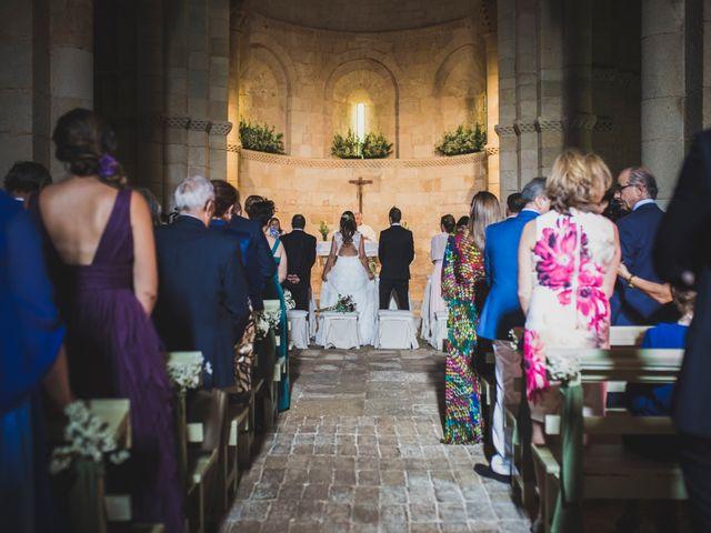 La boda de Kiko y Marta en Olmos De Ojeda, Palencia 31