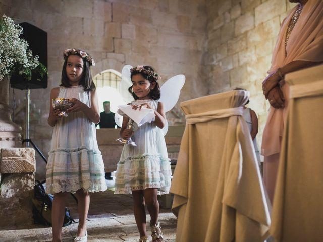La boda de Kiko y Marta en Olmos De Ojeda, Palencia 29