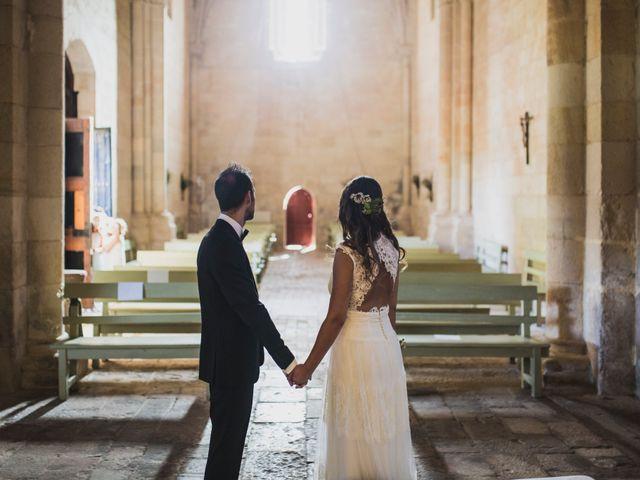 La boda de Kiko y Marta en Olmos De Ojeda, Palencia 33