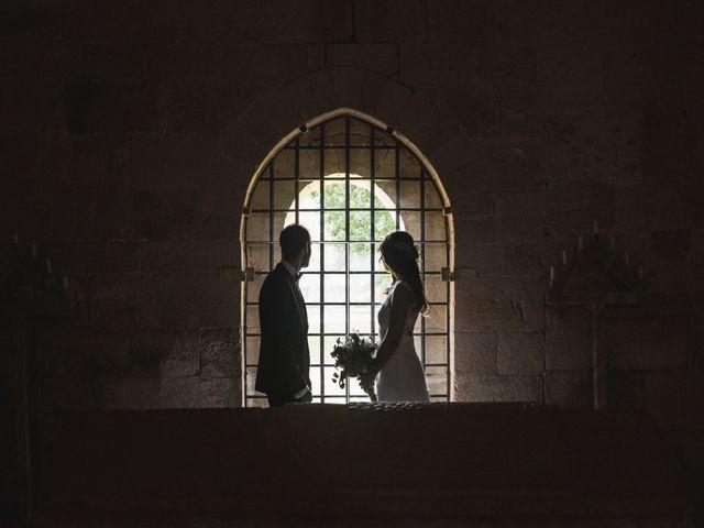 La boda de Kiko y Marta en Olmos De Ojeda, Palencia 32