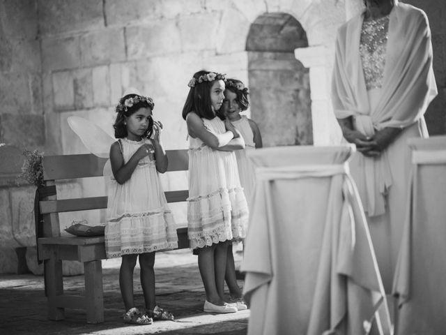 La boda de Kiko y Marta en Olmos De Ojeda, Palencia 27