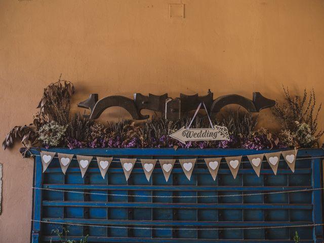 La boda de Kiko y Marta en Olmos De Ojeda, Palencia 4