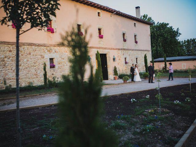La boda de Kiko y Marta en Olmos De Ojeda, Palencia 46