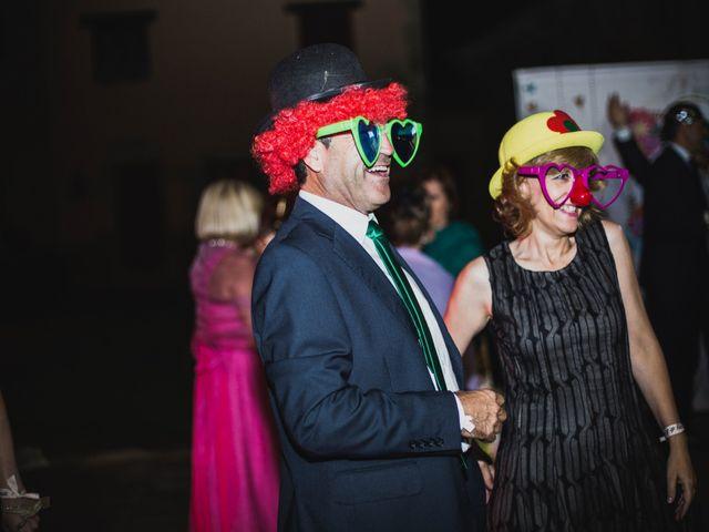 La boda de Kiko y Marta en Olmos De Ojeda, Palencia 53