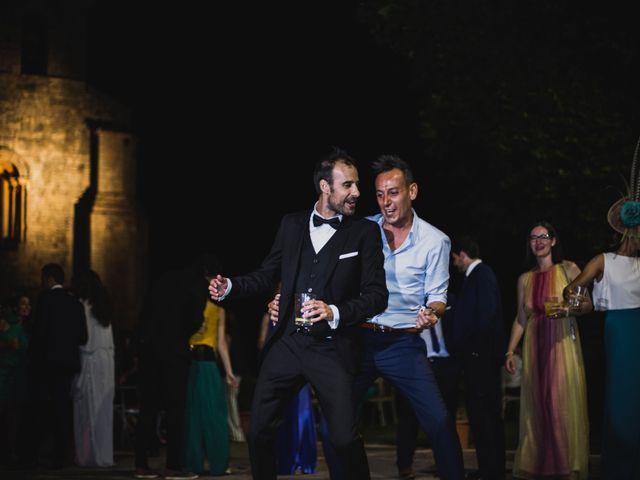 La boda de Kiko y Marta en Olmos De Ojeda, Palencia 54