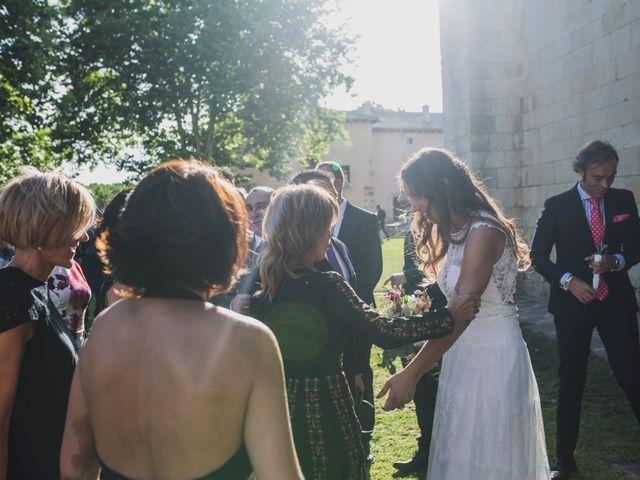 La boda de Kiko y Marta en Olmos De Ojeda, Palencia 36