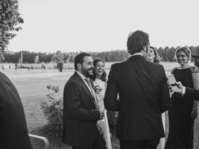 La boda de Kiko y Marta en Olmos De Ojeda, Palencia 37