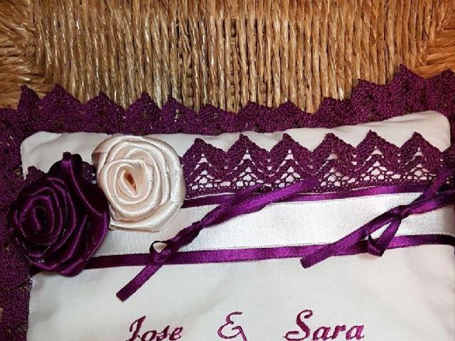 La boda de Sara y Jose en Moron De La Frontera, Sevilla 6