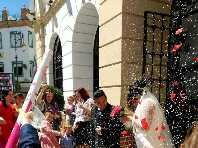 La boda de Sara y Jose en Moron De La Frontera, Sevilla 2